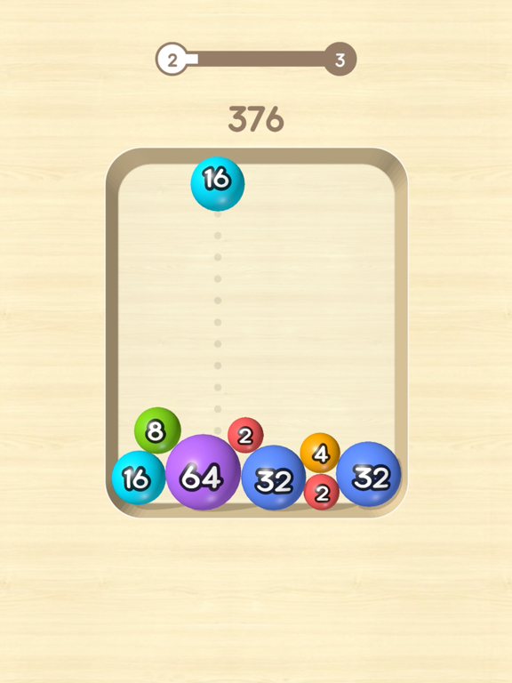 2048 Balls 3D screenshot 4