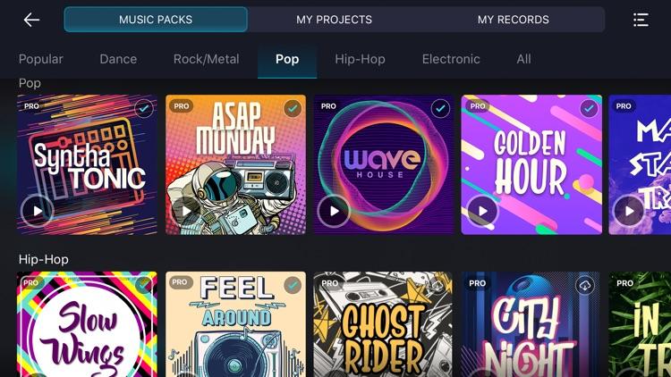 Soundle: Music Maker, DJ mixer