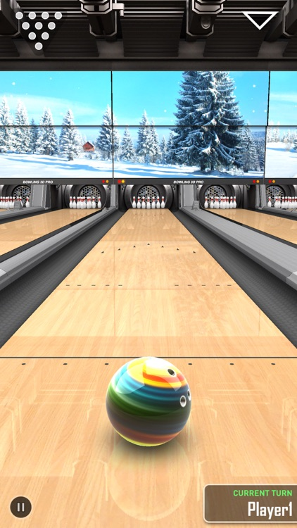 Real Bowling 3D by EivaaGames screenshot-5