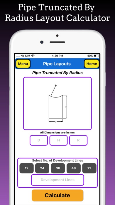 Branch Pipe Layouts Pro screenshot 3