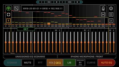 iEQ Pro MX screenshot 1