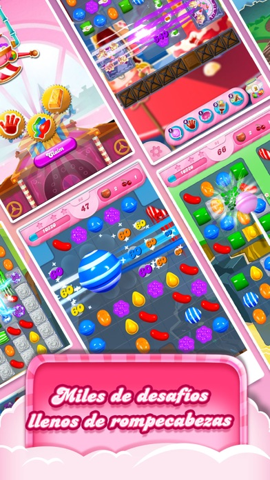 Screenshot for Candy Crush Saga in Peru App Store