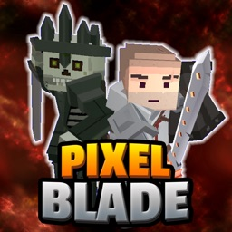 Pixel Blade - 3D Action Rpg by gitae park