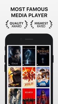 PlayerXtreme Media Player iphone images