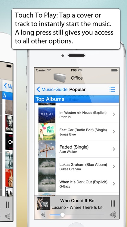SonoPhone for Sonos screenshot-3