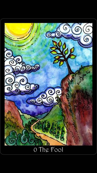 Tarot of Treesのおすすめ画像2