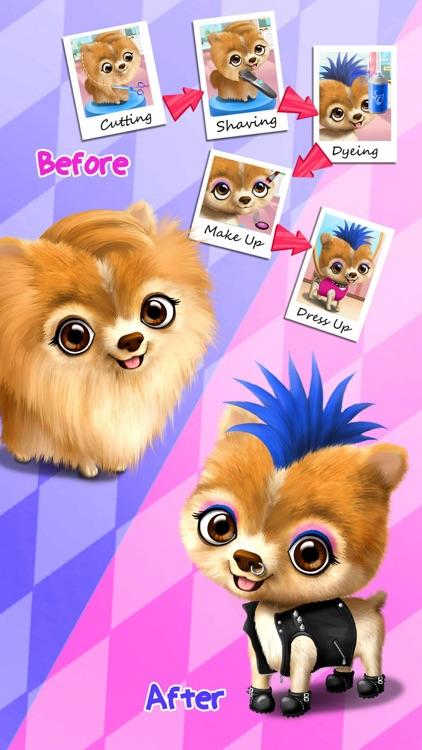 Animal Hair Salon & Dress Up screenshot-6