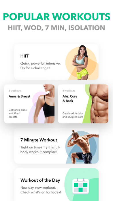 Fitness Workout by GetFit for pc