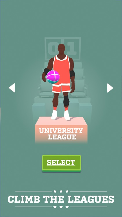 Perfect Dunk 3D screenshot-4