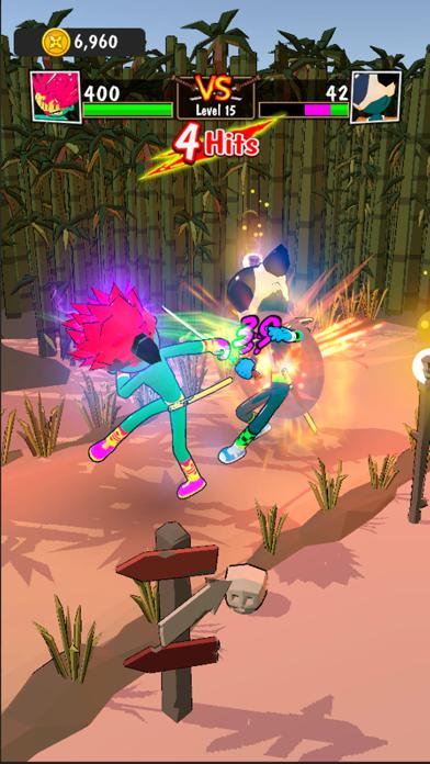 Katana Master - Stickman Ninja screenshot 6