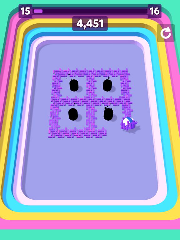 Roller Smash screenshot 9