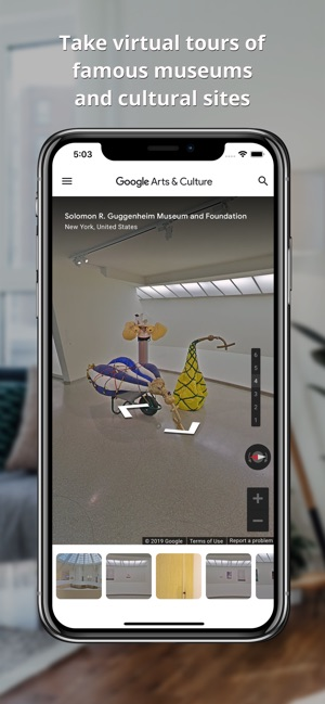 Google Arts & Culture on the App Store