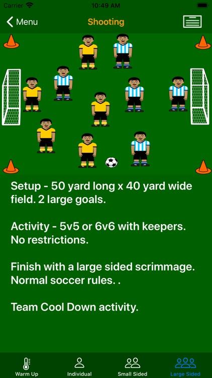 Soccer Practice Pro screenshot-4