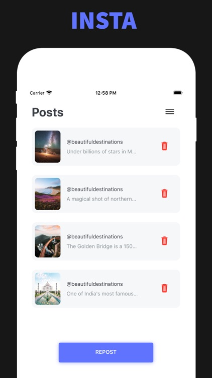 Reposter-InstaSave for Inst +