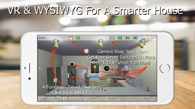 HOS Smart Home digitalSTROM screenshot-4