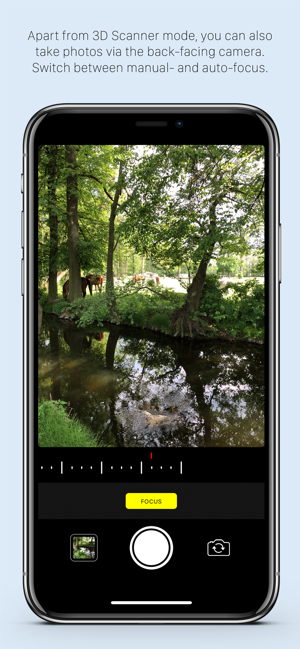 Heges 3D Scanner on the App Store