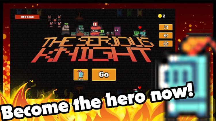 Serious Knight: Battle Legends screenshot-3