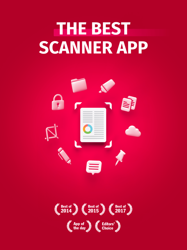 ‎ScanPro App - Docs, PDF & OCR Screenshot