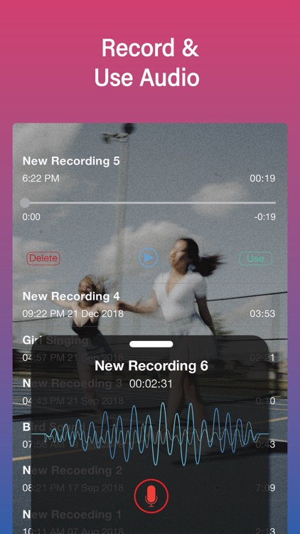Add Music to Video Background screenshot-6