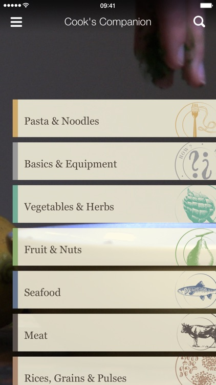 Complete Cook's Companion App