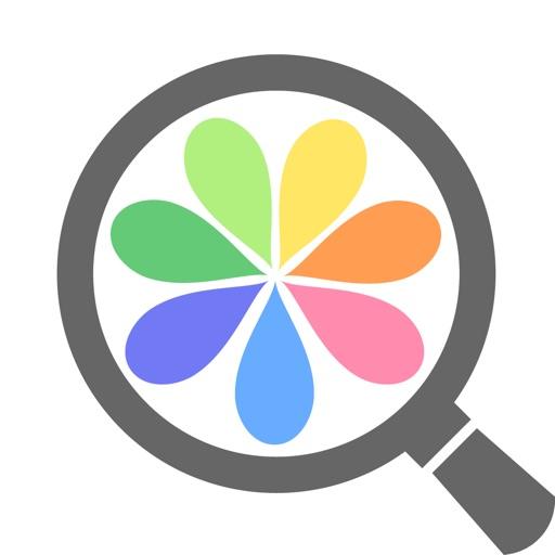 色しらべ - カメラで色の情報を抽出・配色の解析