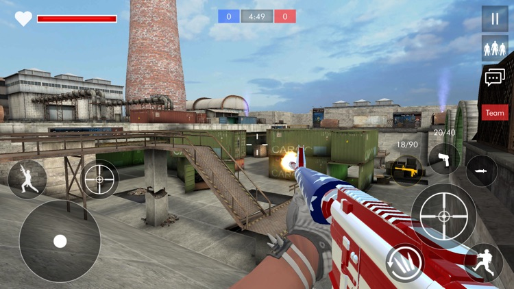 Gang Battle Arena screenshot-5