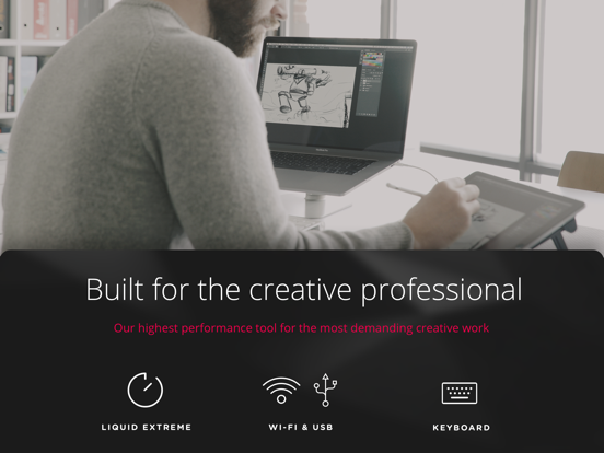 Astropad Studio Screenshots