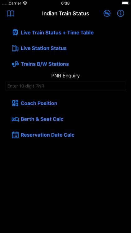 Train Status:Where's my Train? screenshot-6