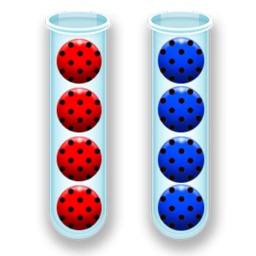 Ball Sort Puzzle Ladybug