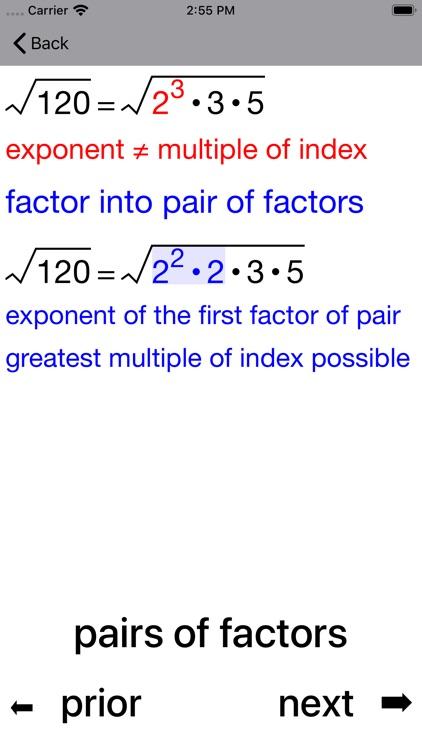 20/20 Radical Simplification screenshot-6
