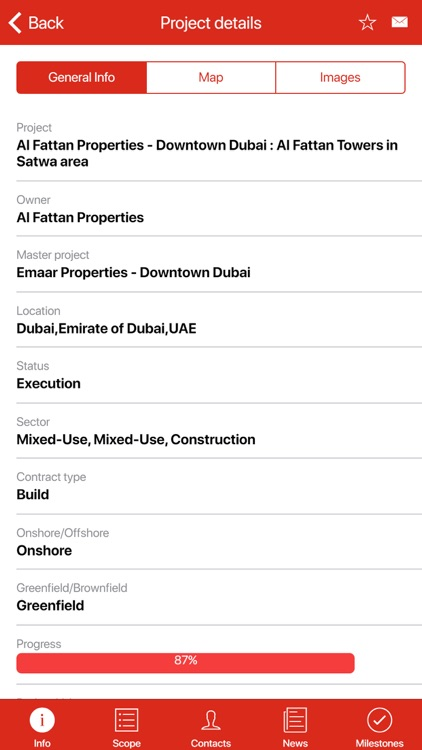 Meed Projects screenshot-3