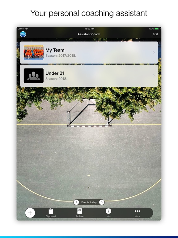 Screenshot #4 pour Assistant Coach Handball