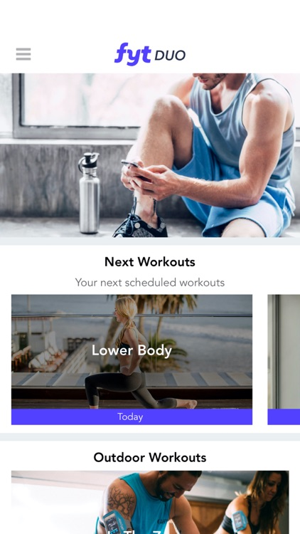 Fyt Duo: 1:1 Fitness Coaching