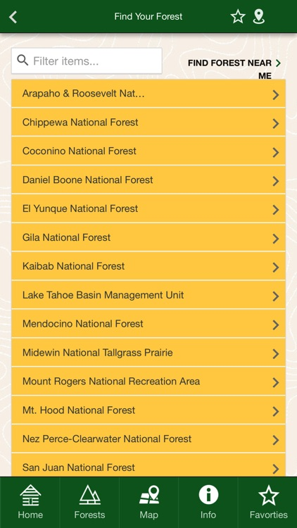 National Forest Explorer screenshot-3