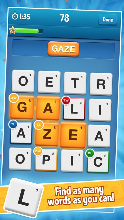 Ruzzle screenshot-0