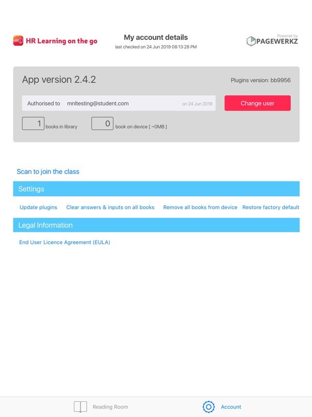 HRL on the App Store