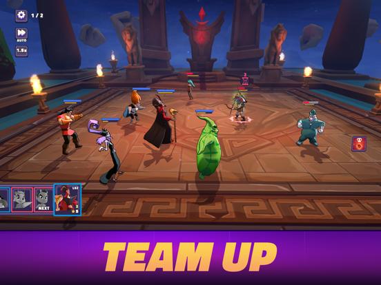 Disney Sorcerer's Arena screenshot 9