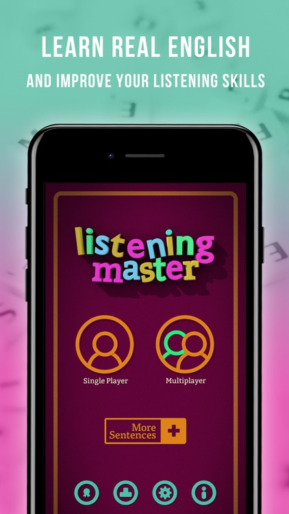 Learn English Listening Master screenshot-5