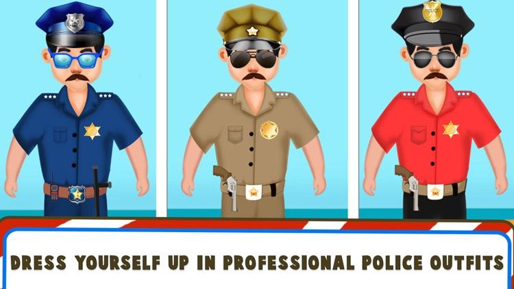 Crazy Policeman Station screenshot-5