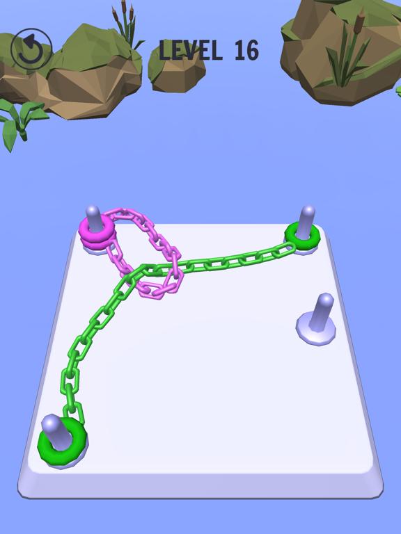 Go Knots 3D screenshot 13