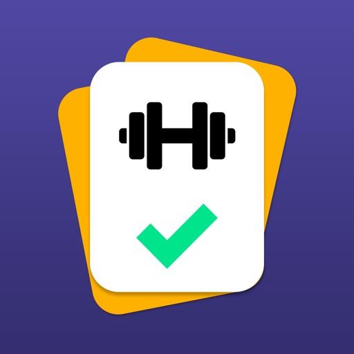 Sweat Deck — Колода карт для тренировки