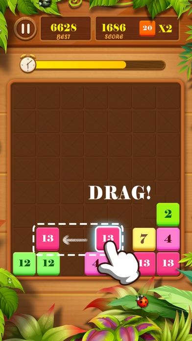 Screenshot for Drag n Merge in United States App Store