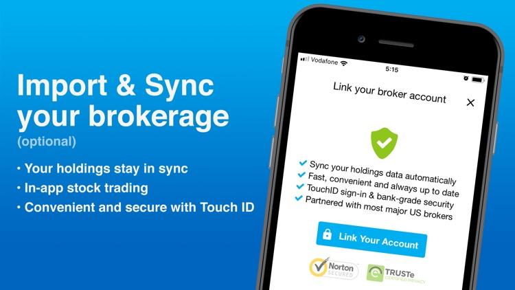 Stock Tracker: Stocks App screenshot-4