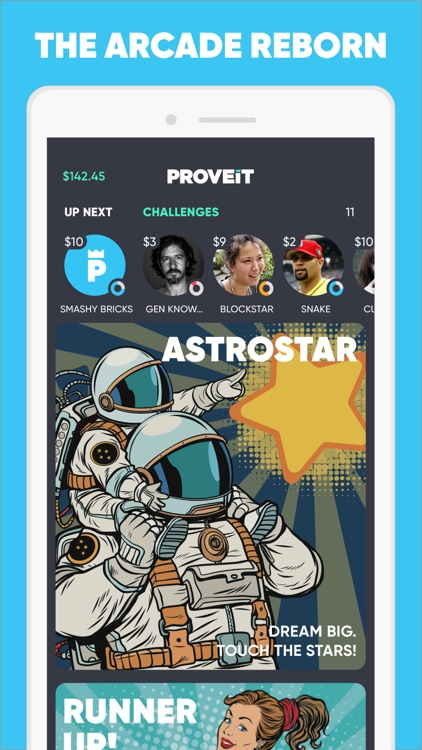PROVEIT - Real Money Games screenshot-0