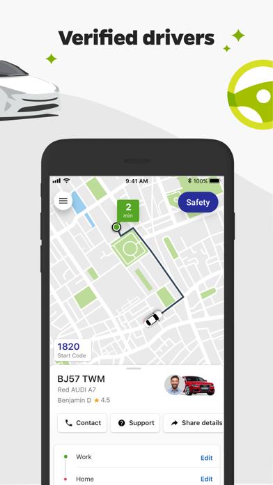 Ola - Ride the change screenshot three