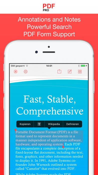 PDF Pro 3 | App Price Drops
