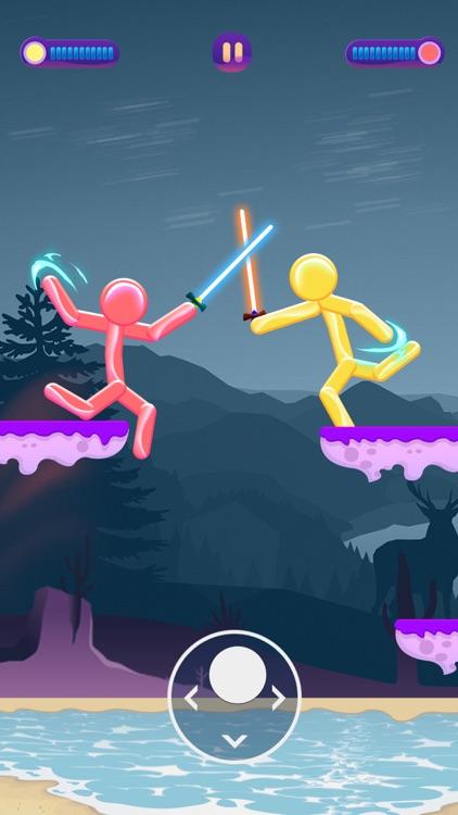 Stickman Duelist Battle screenshot-4