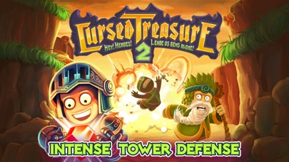 Screenshot Cursed Treasure 2 - GameClub