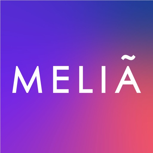 Melia – Hotel Bookings & more iOS App