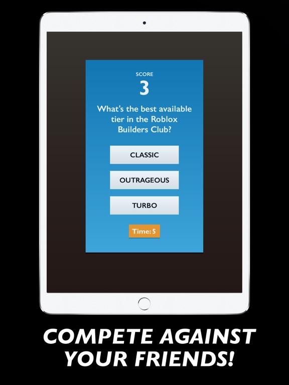 Quiz for Roblox Robuxのおすすめ画像4